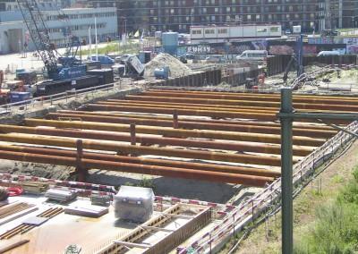 Bahnhof Delft, Niederlande 2012