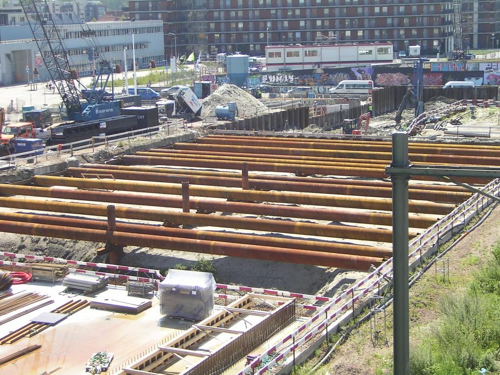 Station Delft, Holland 2012
